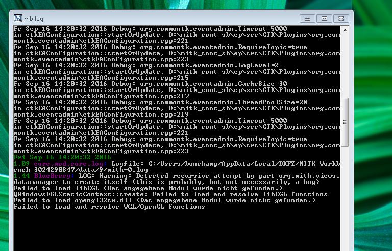 ⚓ T19992 MITK won't start on some windows machines when